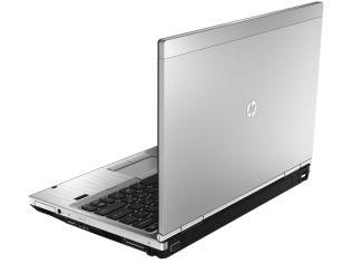 HP Elitebook 2560p rozevřený zezadu