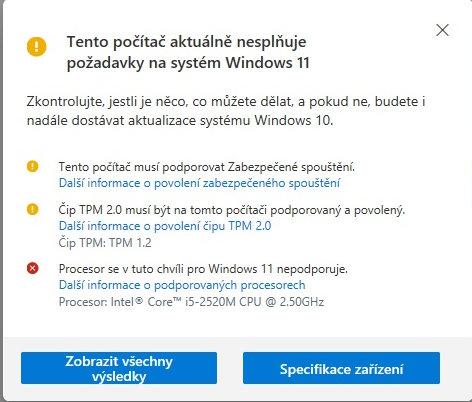 WindowsPCHealthCheck